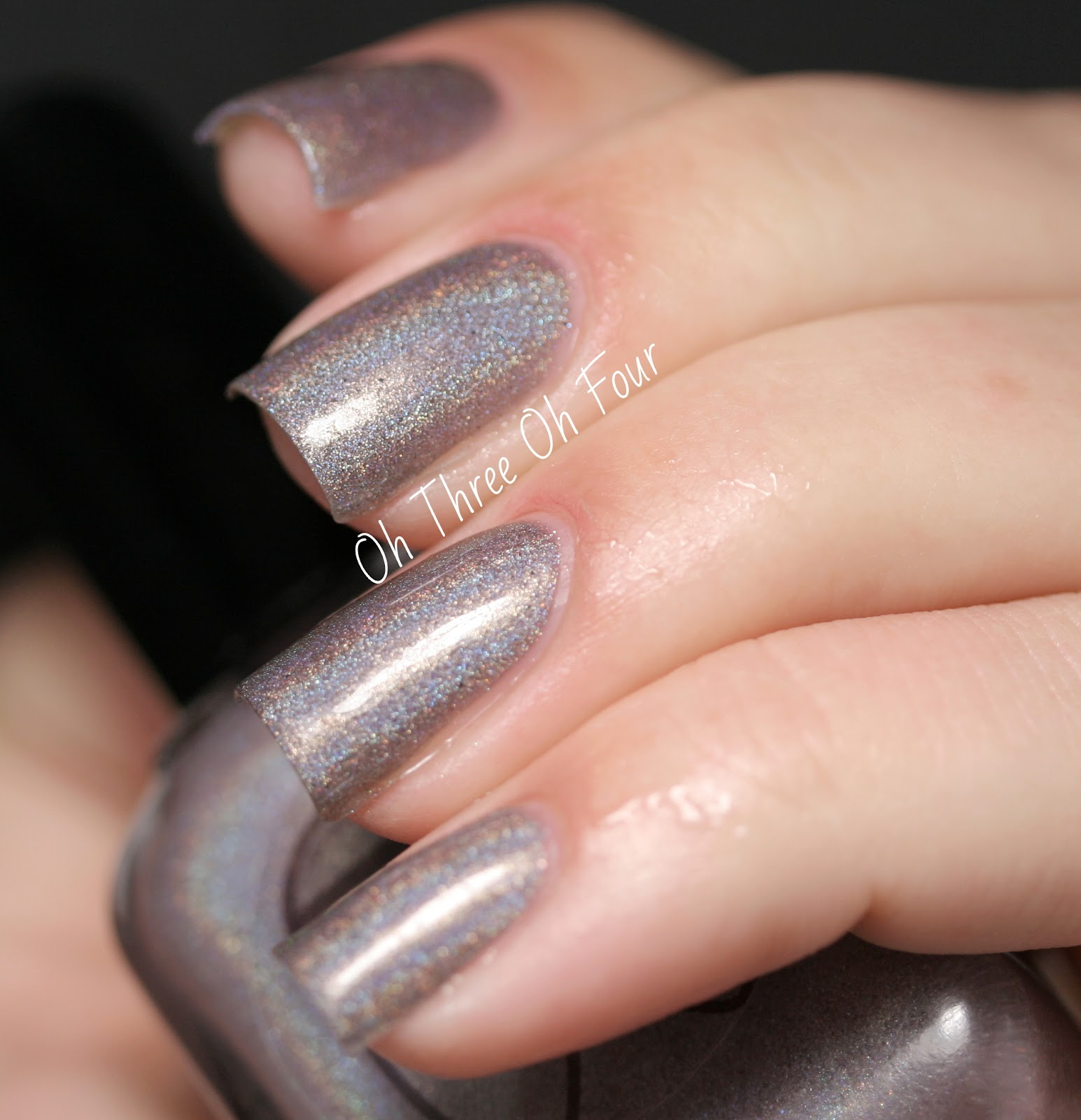 Doctor Lacquer Natural Flirt swatch