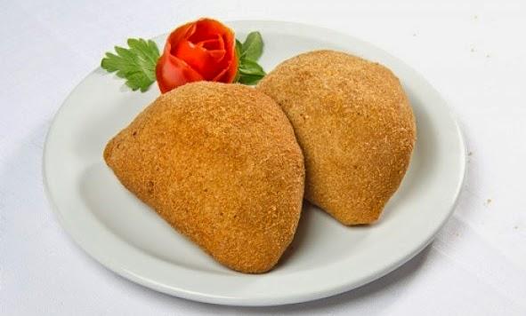 Receita de Risoles de Pasta de Salsicha com Ricota