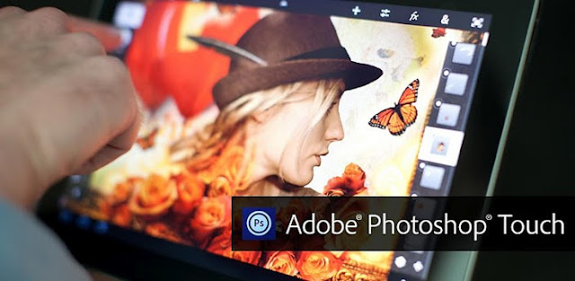 App Android : Free Download Adobe Photoshop Touch v1.5.0 Apk
