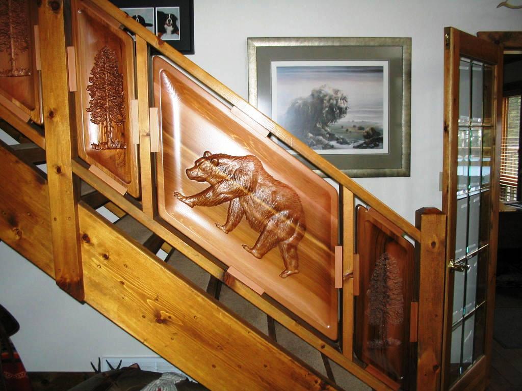 Marcos para escaleras