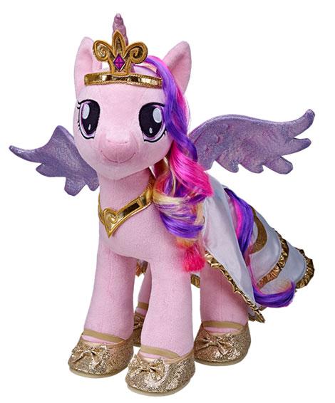 Build A Bear My Little Pony Princess Luna
