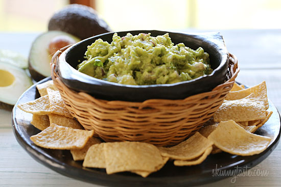 Best Guacamole –we eat this ALL the time!