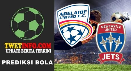 Prediksi Adelaide United vs Newcastle Jets