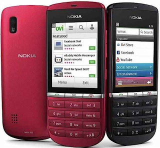 Nokia Asha 300(RM-781) Version 07.65 Flash File Free Download