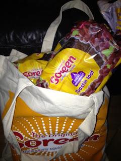 Soreen sack