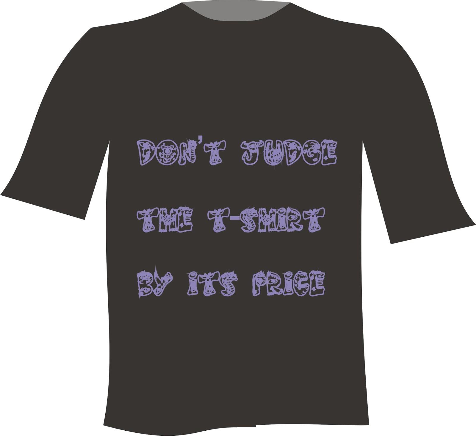 desain kaos/tshirt sendiri