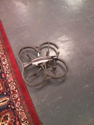 Fig2.1 - Drone: Ready
