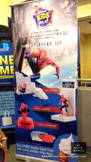 Spider-Man 2 Jollibee Special Treats
