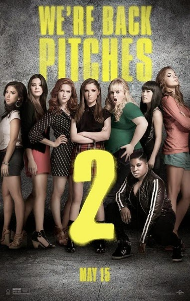 Film Pitch Perfect 2 2015 Bioskop