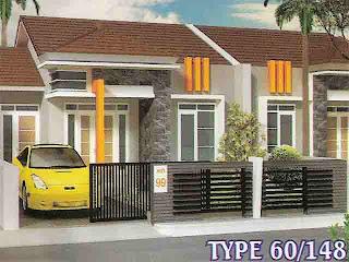 Rumah Minimalis Sederhana Type 60