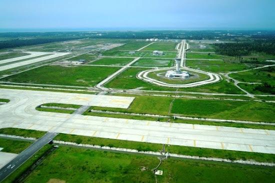 Bandara Internasional Kualanamu, Sumatera Utara. ZonaAero