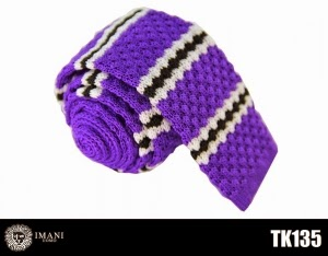 Mens Knit Ties Fashion Design