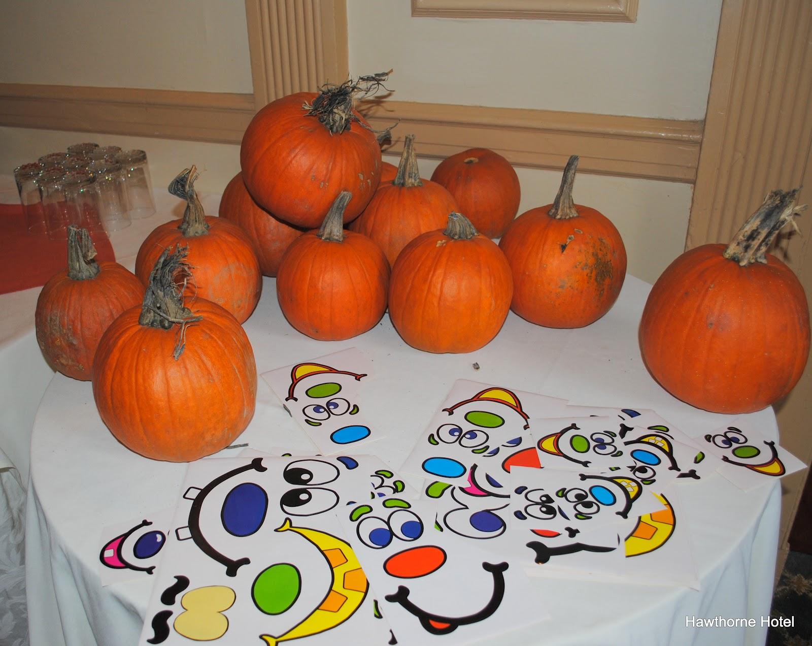 Hawthorne Hotel: UPDATED Comprehensive October and Halloween ...