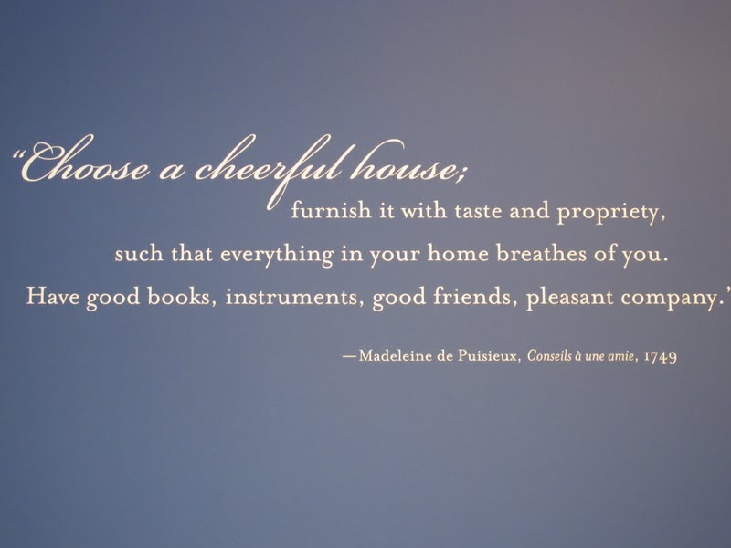 Foyer Museum Quotes : Ciao domenica gorgeousness at the j paul getty museum