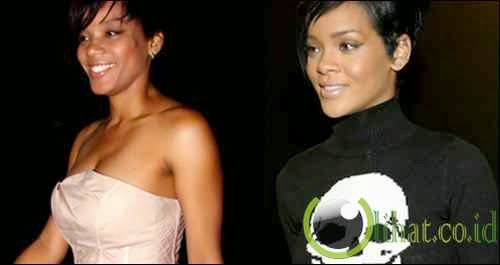 Rihanna dan Aktris Asal Brasil