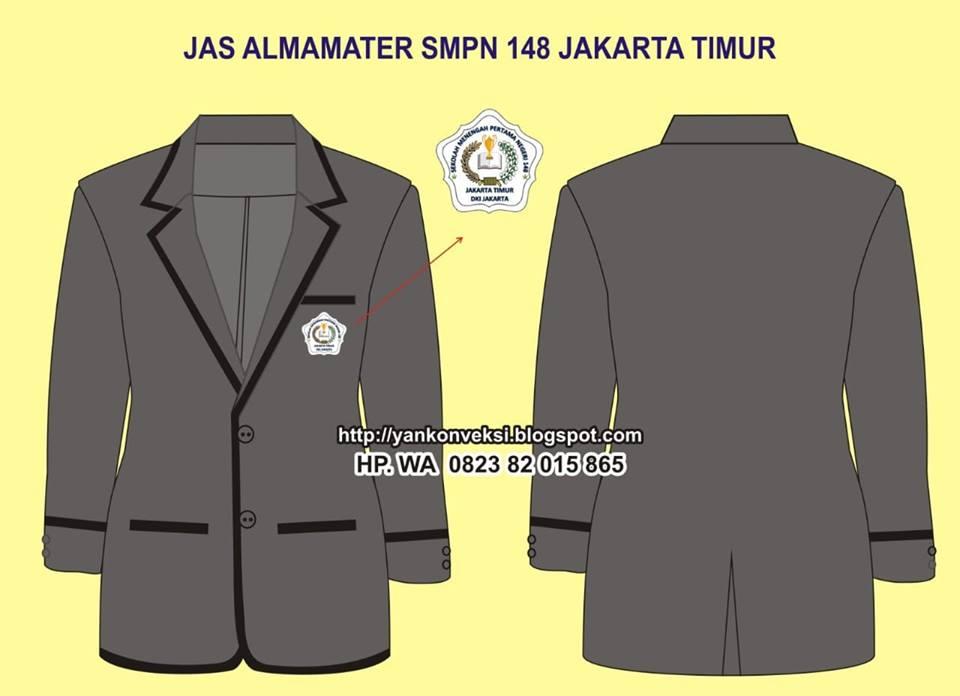 JAS ALMAMATER OSIS SMPN 148 JAKARTA TIMUR