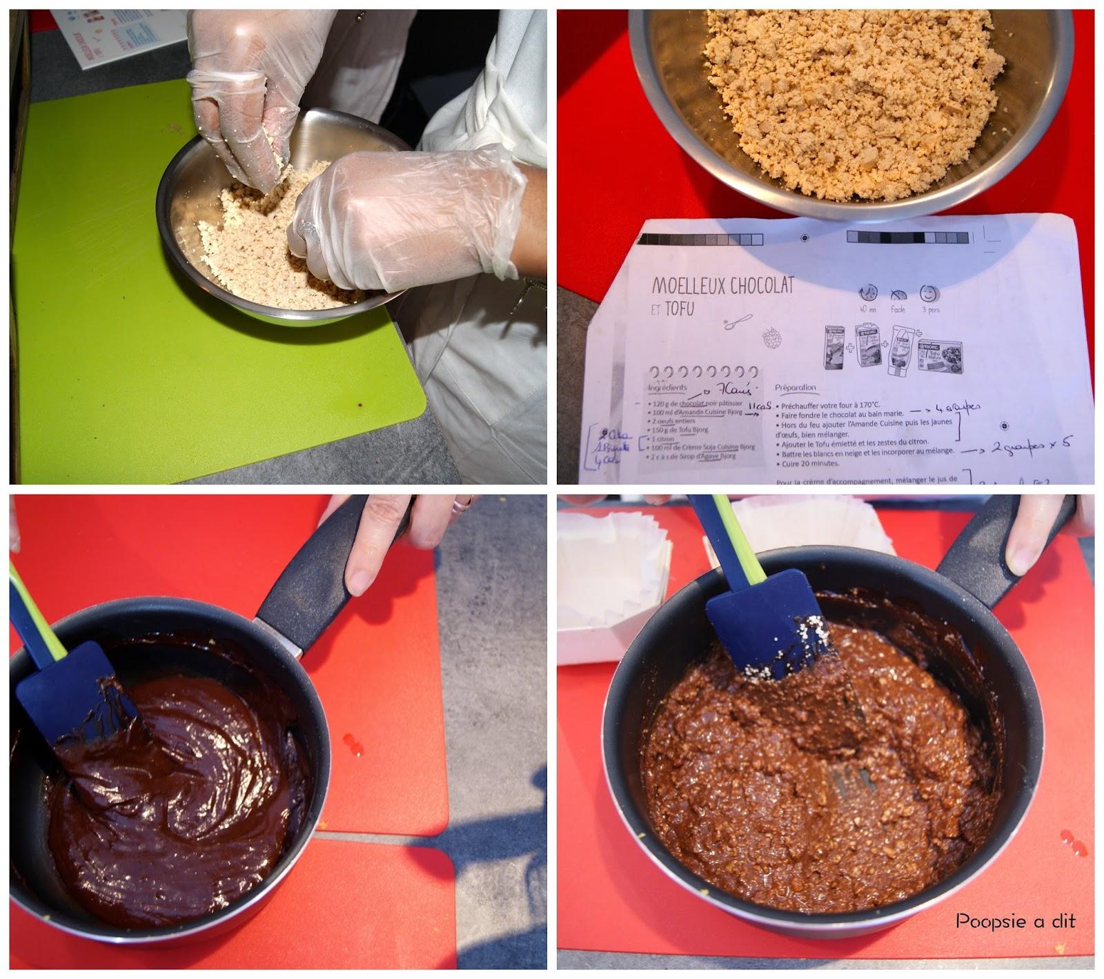 Poopsie a dit le food truck bjorg et la bio nutrition for Amande cuisine bjorg