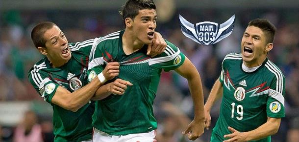 Prediksi Meksiko vs Israel 29 Mei 2014 Laga Persahabatan