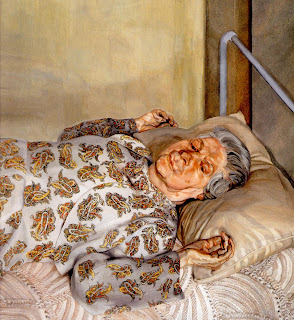 The painter's mother Resting, a,painting, portrait painting,art pictures,