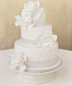 Make White Wedding Cake