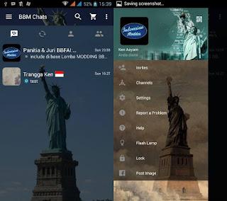 BBM MOD Liberty
