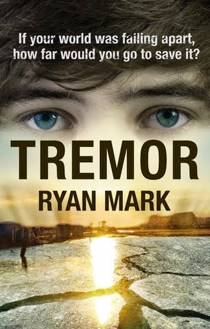 *GIVEAWAY* Signed copy of Tremor by Ryan Mark