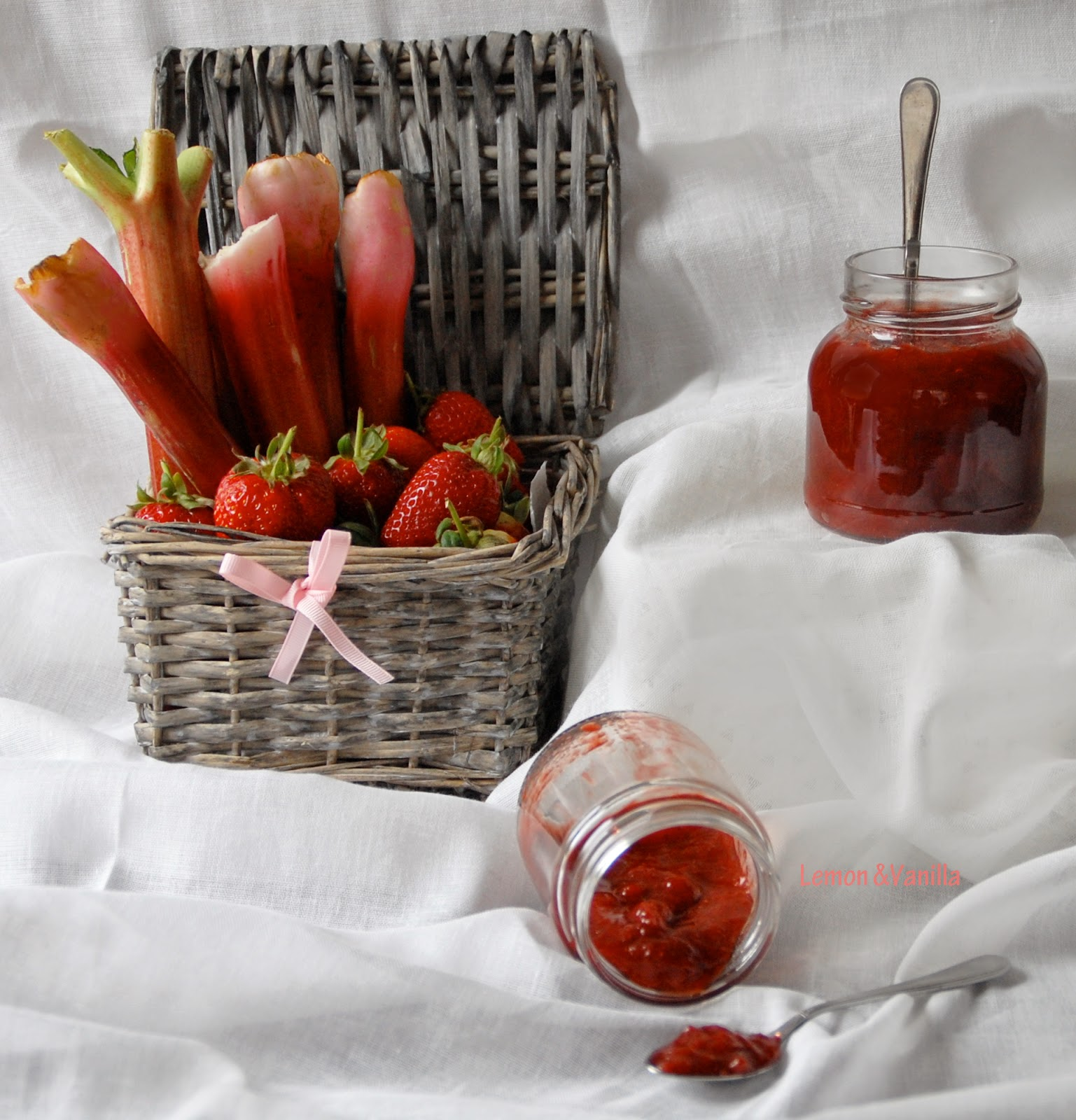Strawberry Raspberry Vanilla Quick Jam Recipes — Dishmaps