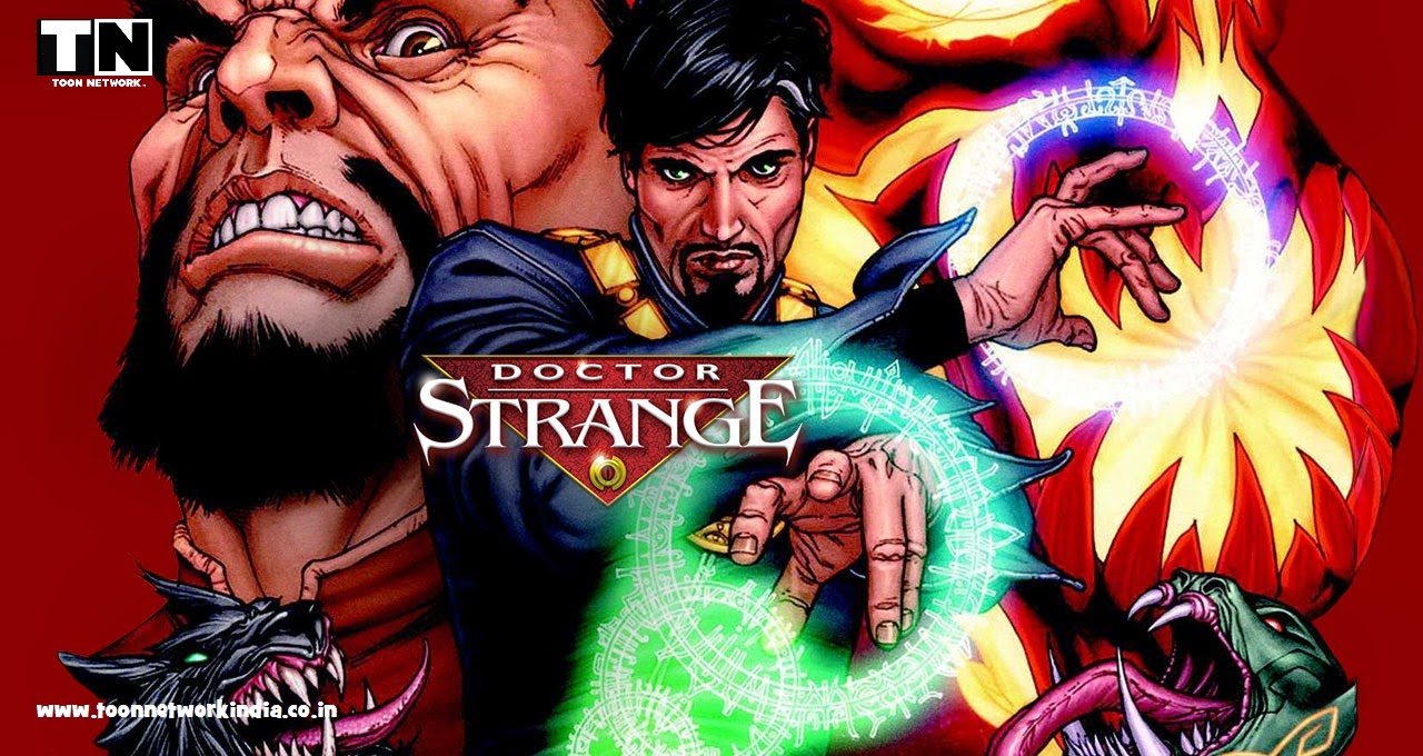Doctor Strange The Sorcerer Supreme HINDI HD 720p 2007 DEREK torrent