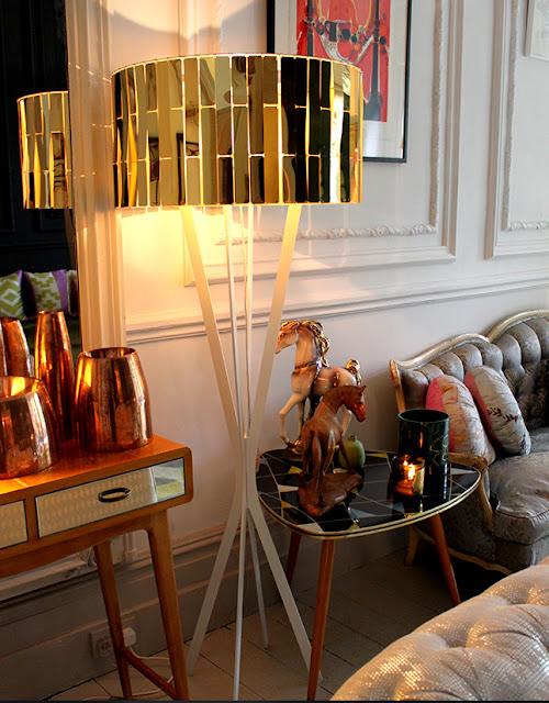 Boho Glam - der Tipp zum Wohnen und Einrichten für alle Liebhaber von Vintage, Antik und Shabby Chic