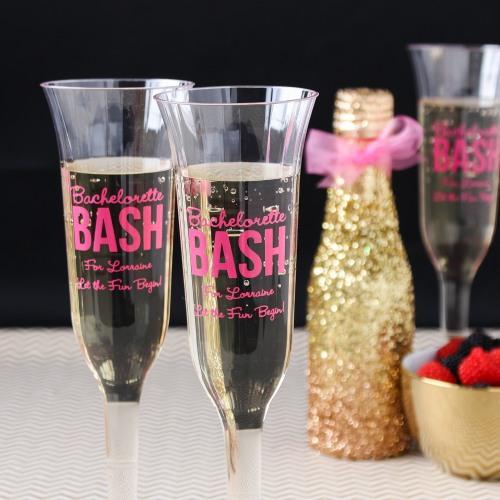 Bachelorette party favor ideas a bride on a budget for Bachelor party decoration supplies