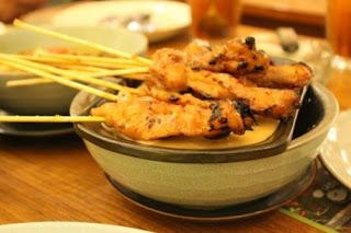 Resep Mudah Pembuatan Sate Ayam Bumbu Kuning Spesial