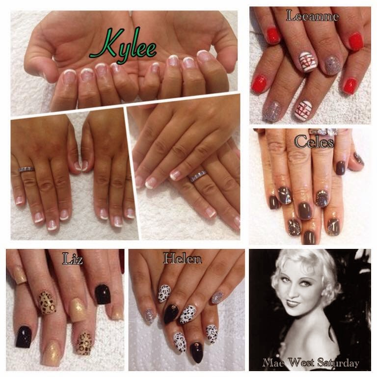 Shellac polish, LED polish, acrylics and hard gel applications