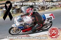 "ISMAEL AZÁBAL "" NICHI "" : GRANDIOSO HOMENAJE EN EL CIRCUITO FK1"