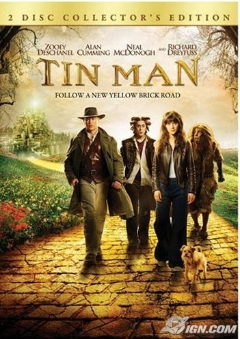 Zooey Deschanel Tin Man Tin Man | The Role-Pla...