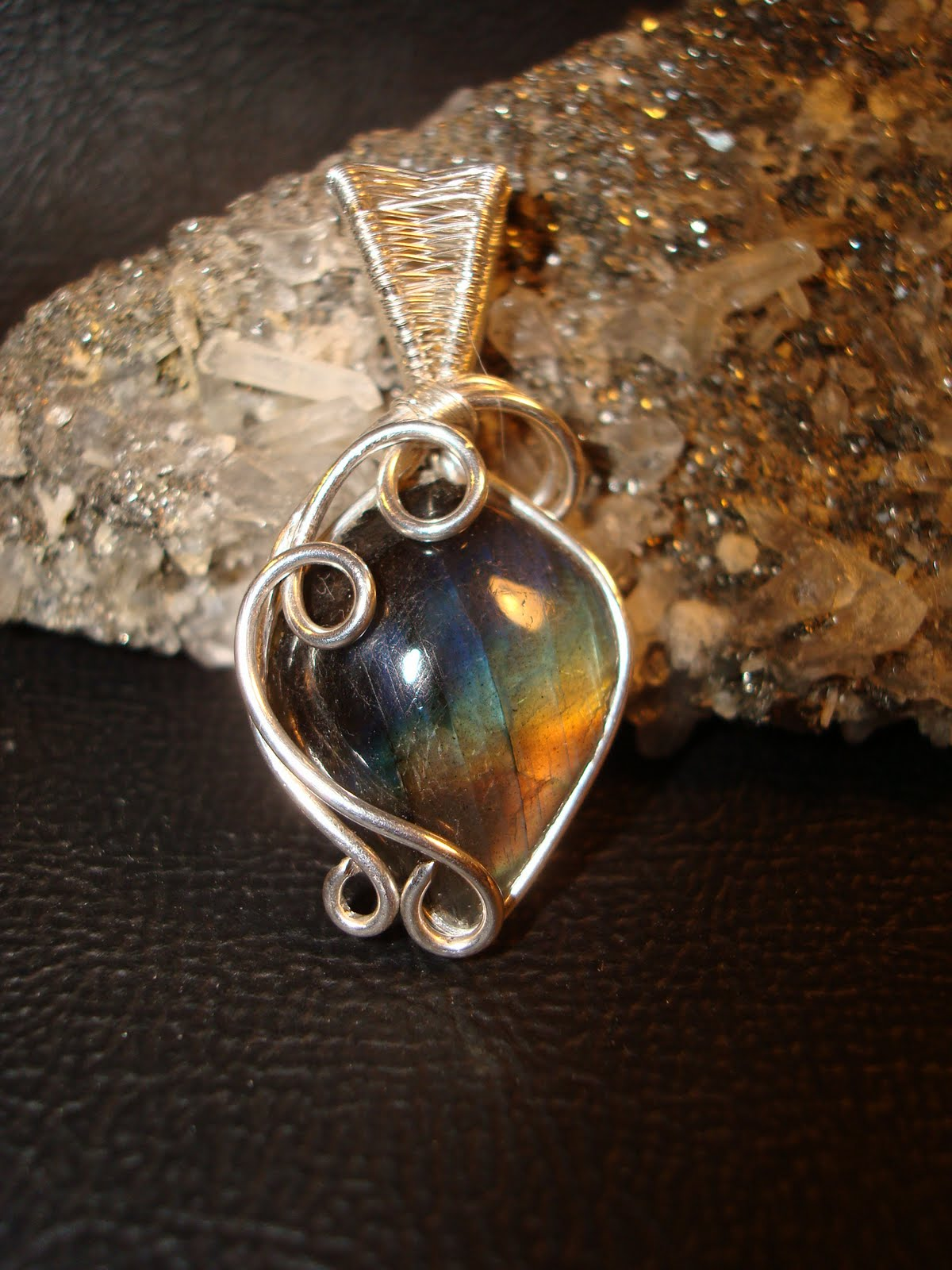 superior agates wire wrapped gemstone jewelry wire