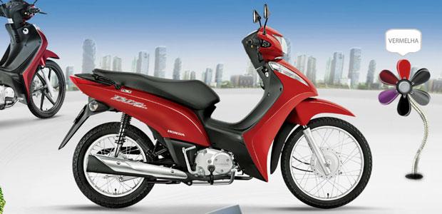 Motos Honda 2014