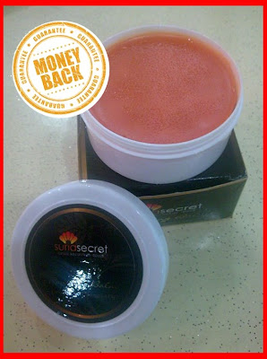 Suria Secret Ramping Balm - 100% Ori No Side Effect