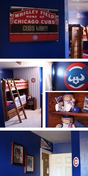 jane of all trades chicago cubs room