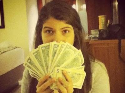 foto escandalosa de rosines hija de hugo chavez