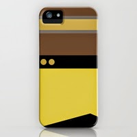 Commander Geordie La Forge - Star Trek: The Next Generation Phone Cases
