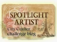 Spotlight Artist CIty Crafters Challenge Blog