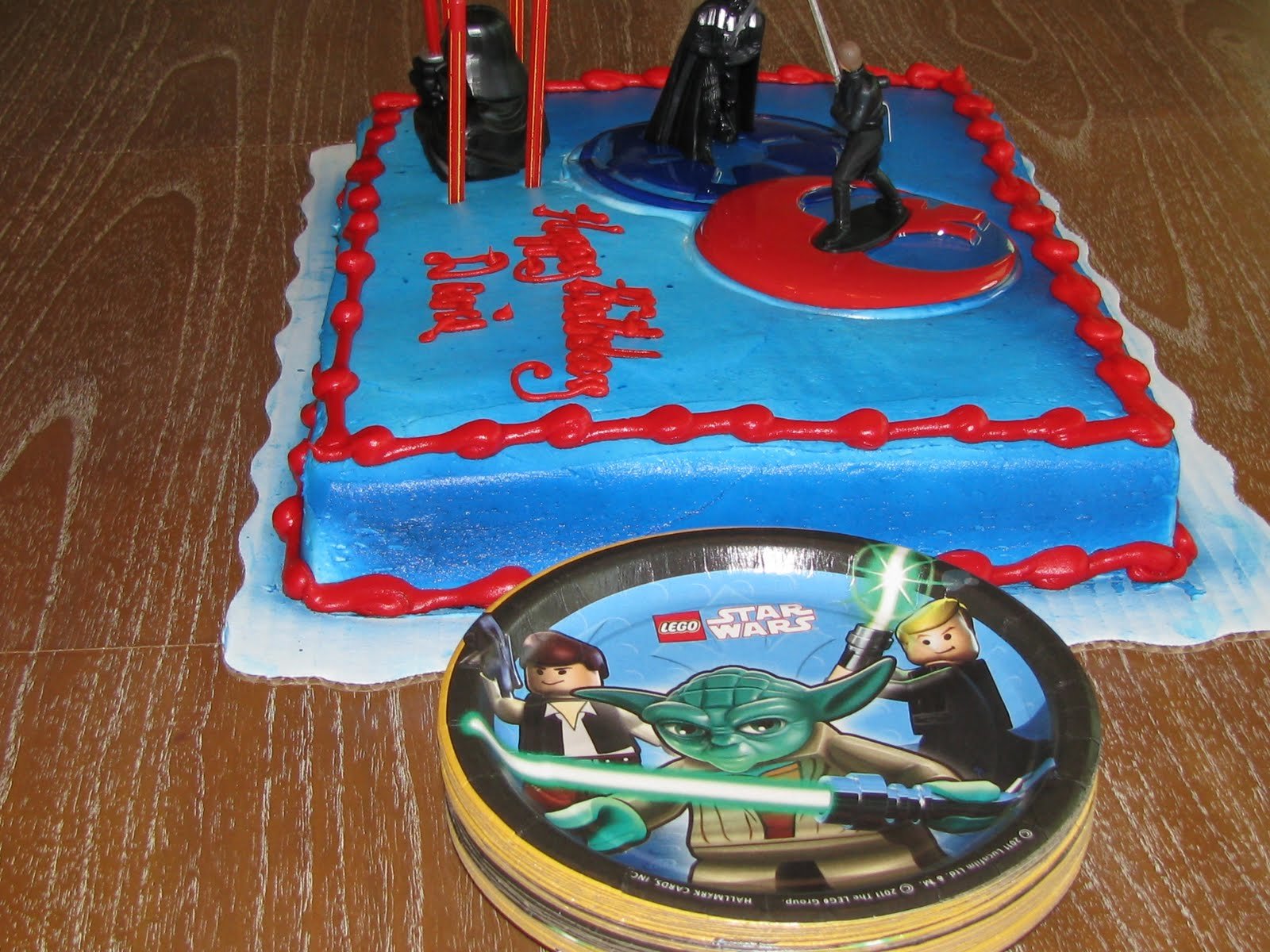 Angry Birds Star Wars Birthday Party On