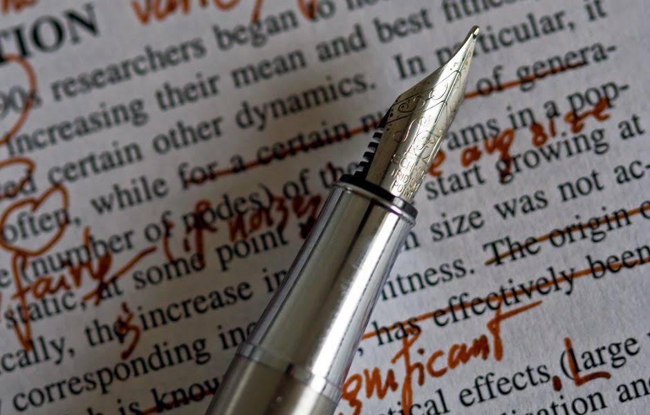 manuscript editing We offer manuscript editing as a stand-alone service, or as a prelude to publishing your book your manuscript is an important document and editing your work correctly is vital - it can mean the difference between a contract with a publisher, and no contract at all.