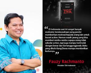 Testimoni Fauzy Rachmanto