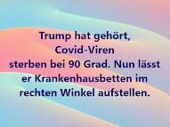 33 Gesundheitstipps von Donald Trump (#HeilenWieTrump)