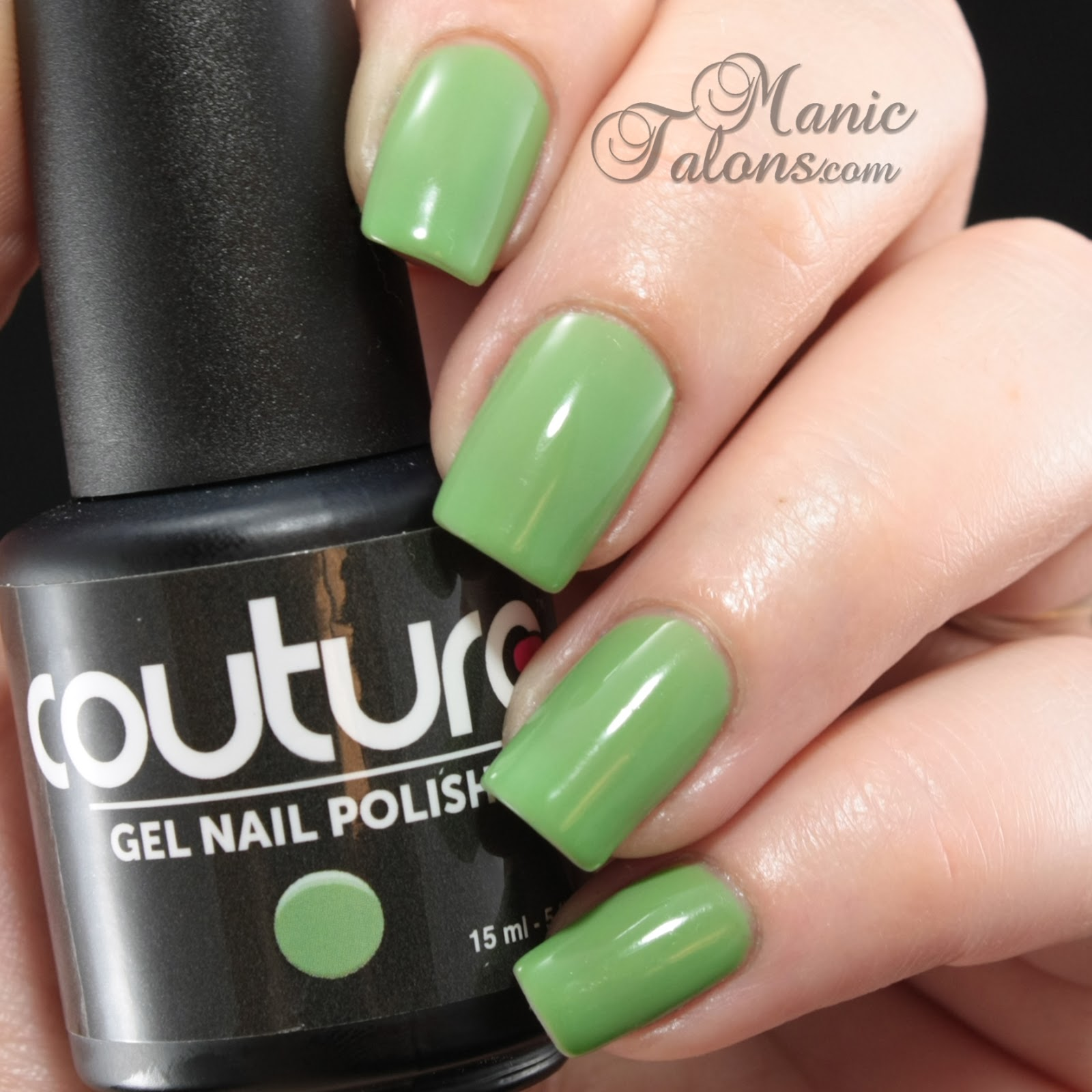 Couture Soak Off Gel Polish Big Spender Swatch