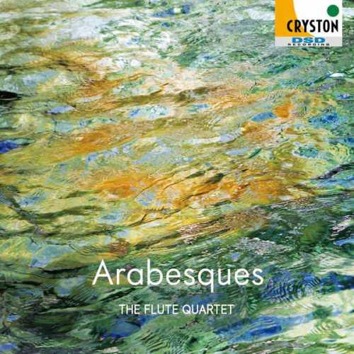 [Album] ザ・フルート・カルテット – アラベスク (2015.02.04/MP3/RAR)