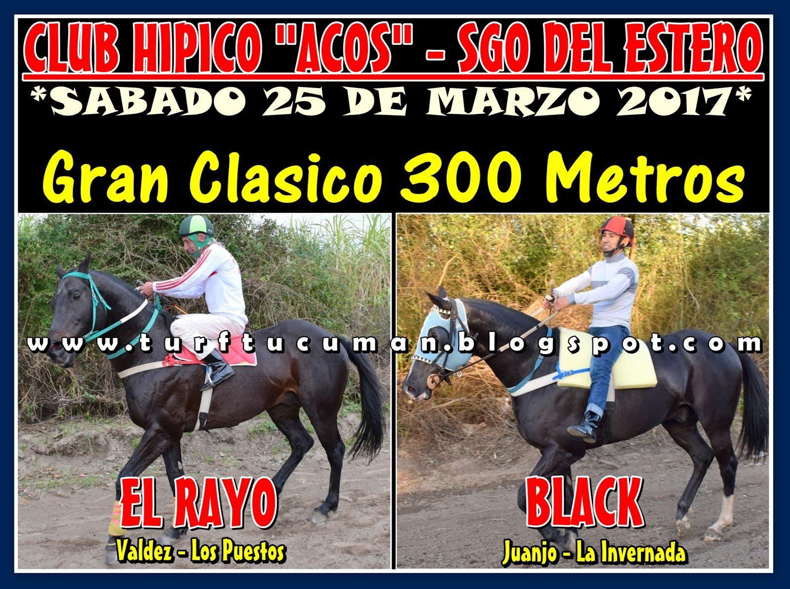 RAYO VS BLACK