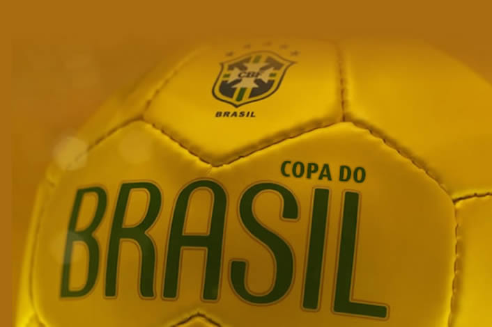 Sorteio que define confrontos da Copa do Brasil será no dia 6 de agosto