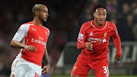 Liverpool would sanction Sterling swap for Walcott and Gibbs